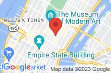 Massage America at the Manhattan Athletic Club