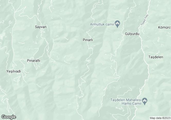 Map for Yomra, Trabzon