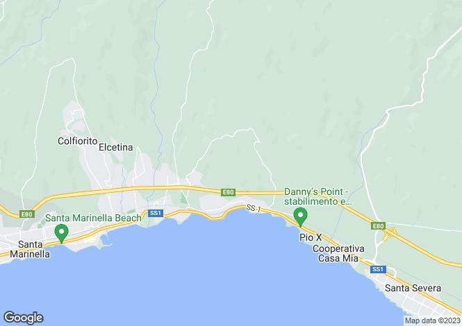 Map for Località Selciata, Santa Marinella, 00058, Italy