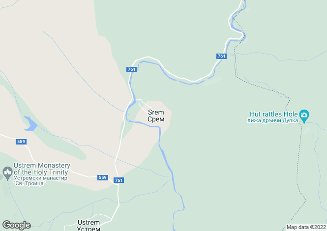 Map for Topolovgrad, Haskovo