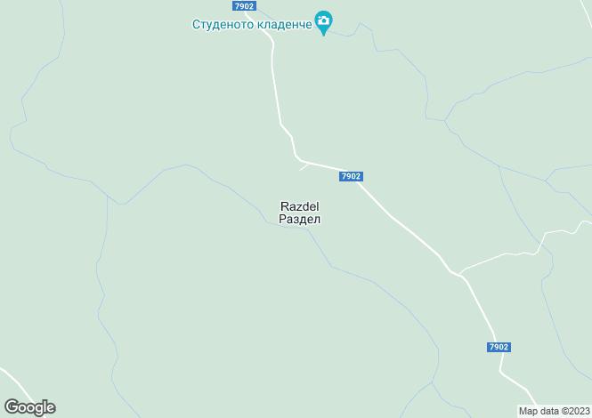Map for Yambol, Elhovo