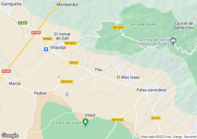 Map for Secteur Collioure, Pyrenees Orientales