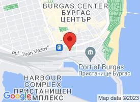 "Автобусна спирка - Терминал ""Юг"""