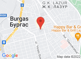 Паркинг до Бургаски свободен университет