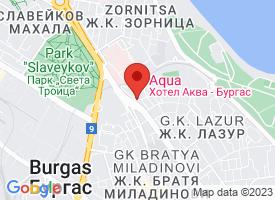 """Спа център - хотел """"Аqua"""""""