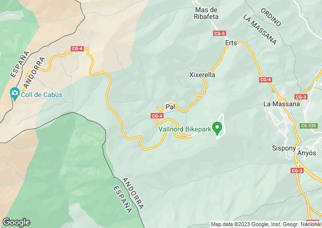 Map for Massana (La)