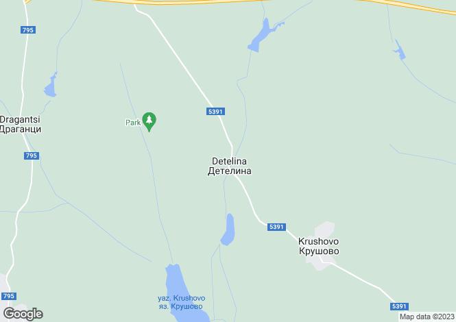 Map for Karnobat, Burgas