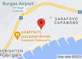 """Храм """"Св. Николай Чудотворец"""", Сарафово"""