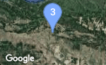 Google Map for Navarre, ES