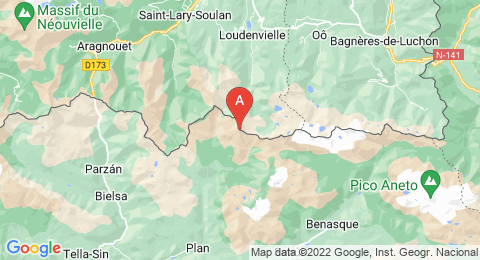 map of Pic Schrader (France)