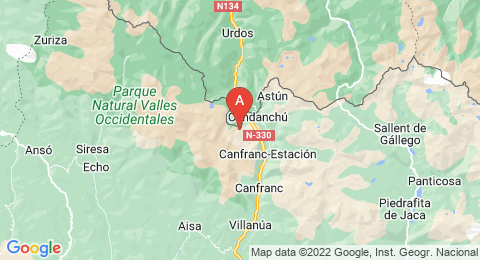 map of Zapatilla (France)