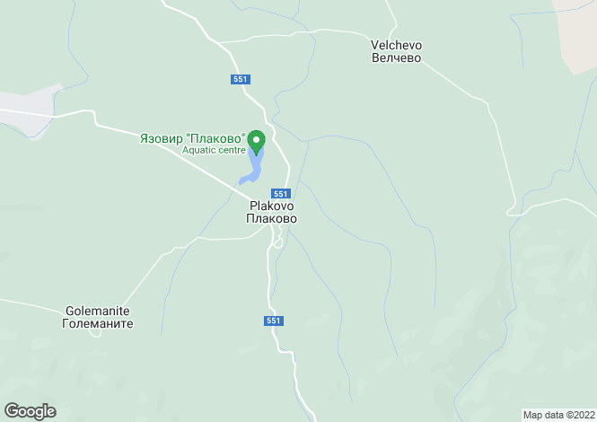 Map for Plakovo, Veliko Tarnovo