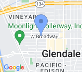 425 West Broadway, Suite 308, Glendale, California 91204