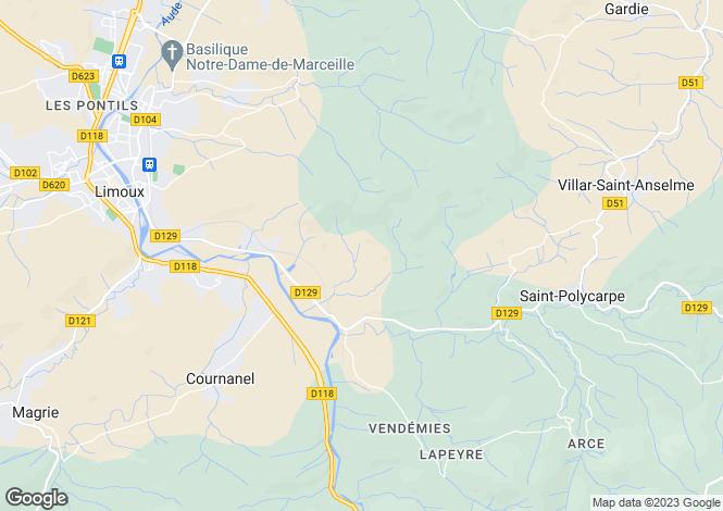 Map for Secteur: Salles, Tarn