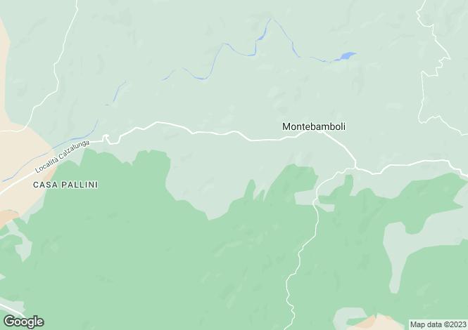 Map for Grosseto, Grosseto, Tuscany