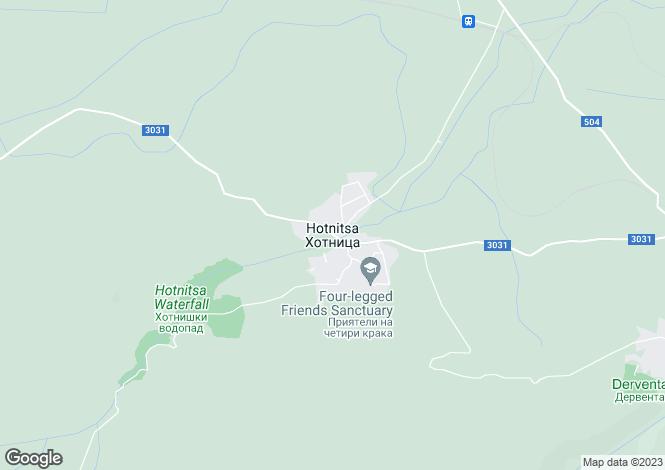 Map for Hotnitsa, Veliko Tarnovo