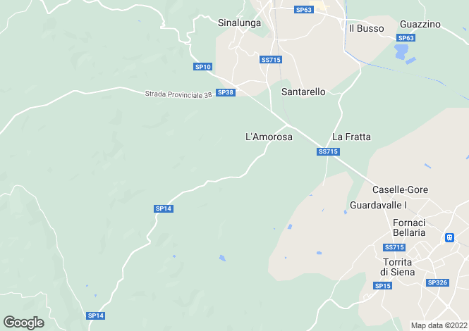 Map for Ca di Battiglia, Niccone Valley, Tuscany Umbria, Italy