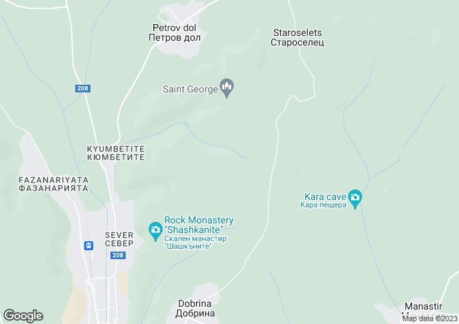 Map for Provadiya, Varna