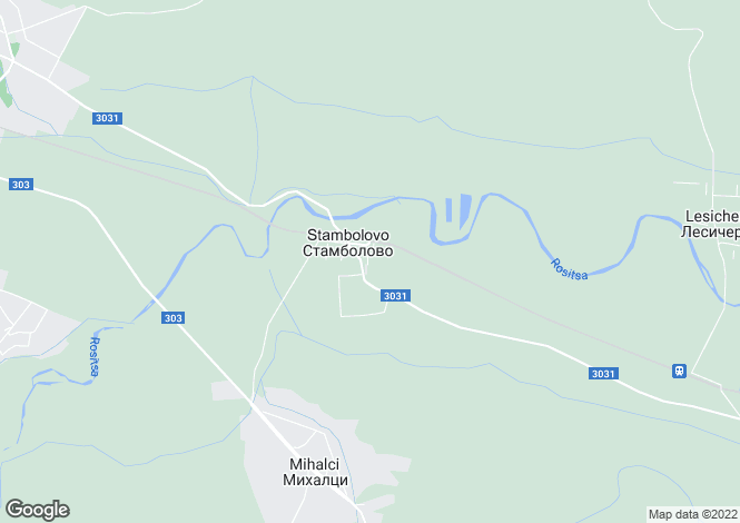 Map for Mikhaltsi, Veliko Tarnovo