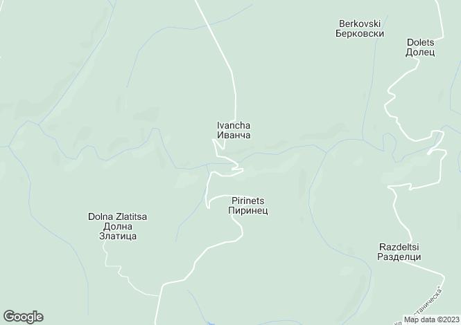 Map for Kesarevo, Veliko Tarnovo