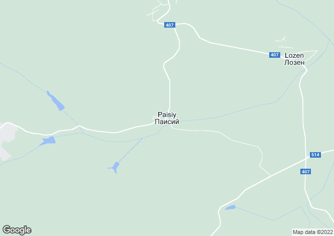 Map for Paisiy, Veliko Tarnovo
