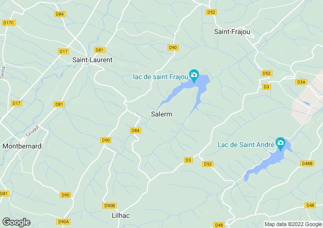 Map for Salerm, Midi-Pyrenees, 31230, France