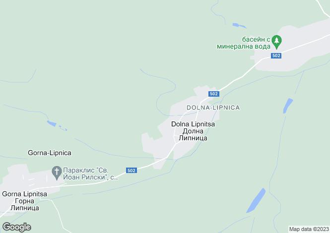 Map for Dolna Lipnitska, Veliko Tarnovo