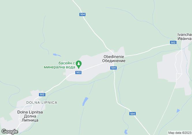 Map for Obedinenie, Veliko Tarnovo
