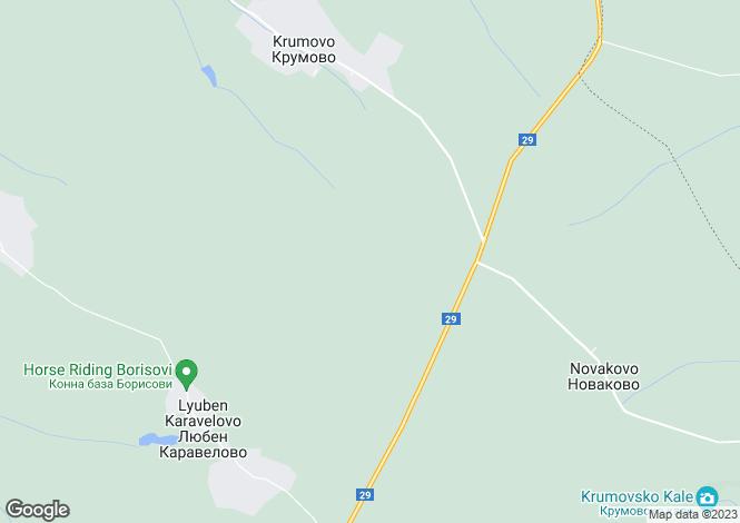 Map for Varna, Aksakovo