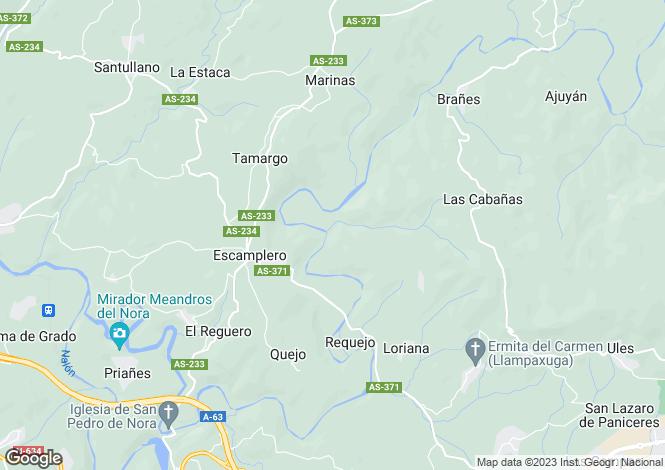 Map for Tias, Las Palmas, Spain