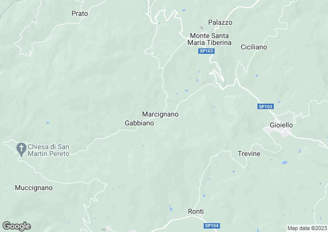 Map for Molino di Scelta, Marcignano, Monte S Maria Tiberina, Italy
