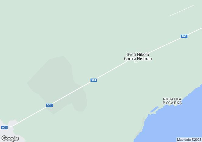 Map for Dobrich, Sveti Nikola