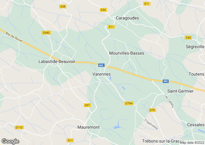 Map for La Barthe-De-Neste, Midi-Pyrenees, 65250, France