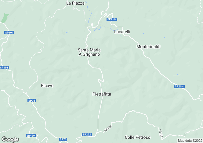 Map for Tuscany, Siena, Castellina in Chianti