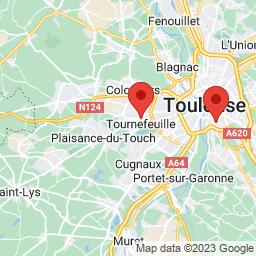 Gare de Saint-Agne to Tournefeuille