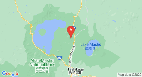map of Mount Iō (4) (Japan)