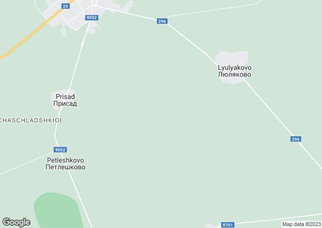 Map for General Toshevo, Dobrich
