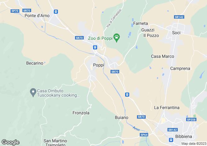 Map for Poppi