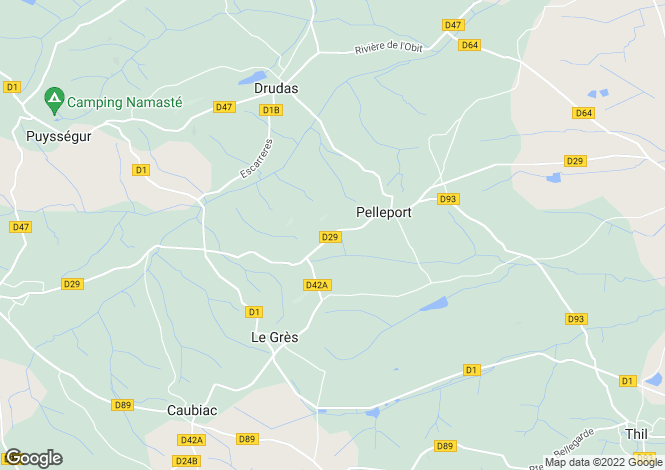 Map for Cadours, Haute-Garonne, 31480, France