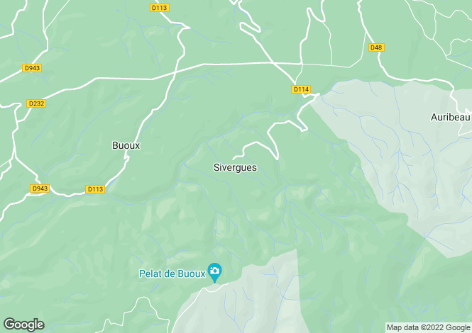 Map for 84400, Bonnieux, Vaucluse