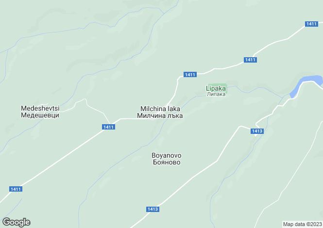 Map for Vidin, Vidin
