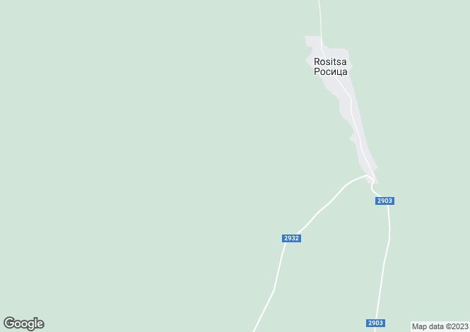 Map for Dobrich, Rositsa