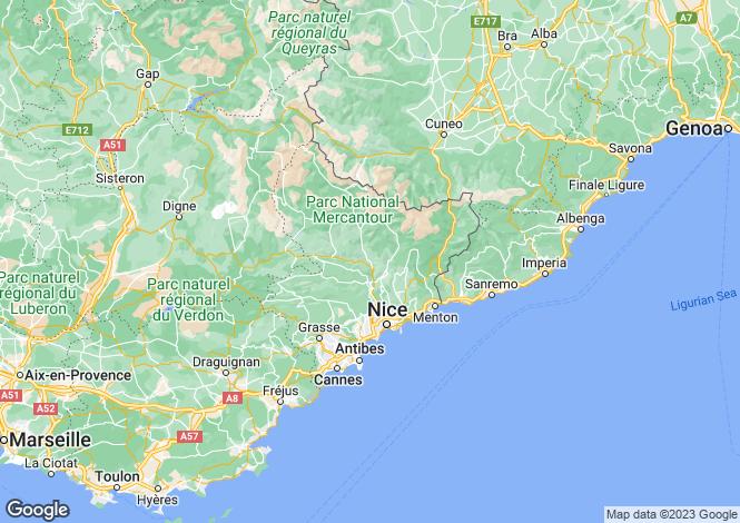 Map for le-golfe-juan, Alpes-Maritimes, France