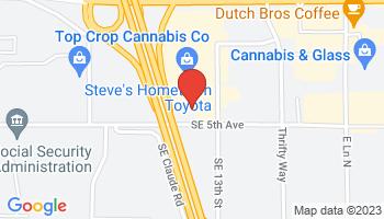 Ontario Reel Theatre Map