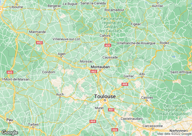 Map for Valence D'agen, Tarn-Et-Garonne, France