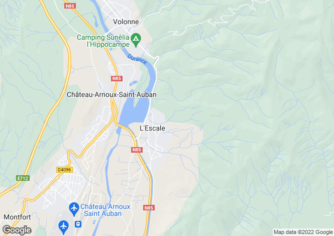 Map for LANGUEDOC-ROUSSILLON, AUDE, A 5 MIN DE PUIVERT