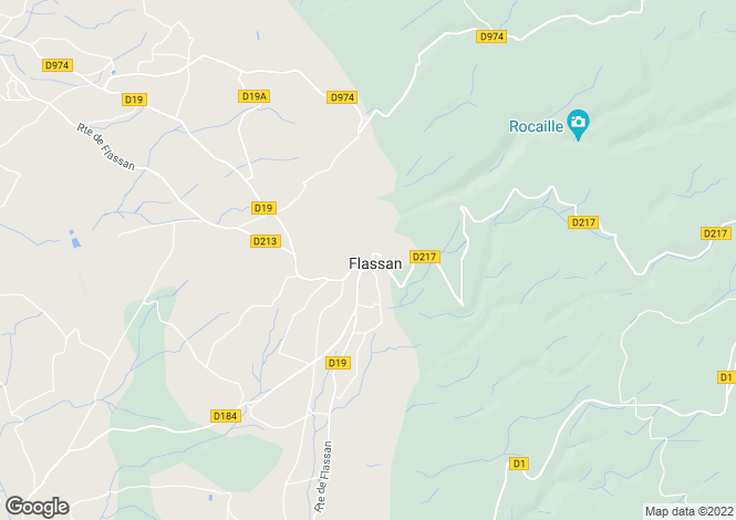 Map for 84410, Flassan, Vaucluse