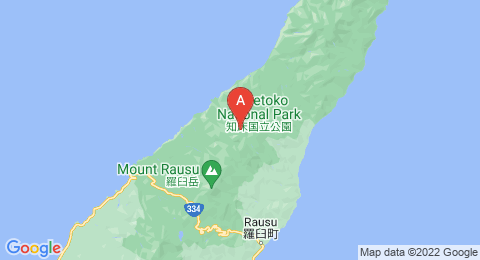 map of Mount Iō (2) (Japan)