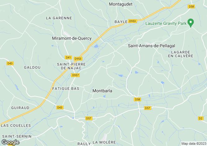 Map for montbarla, Tarn-et-Garonne, France