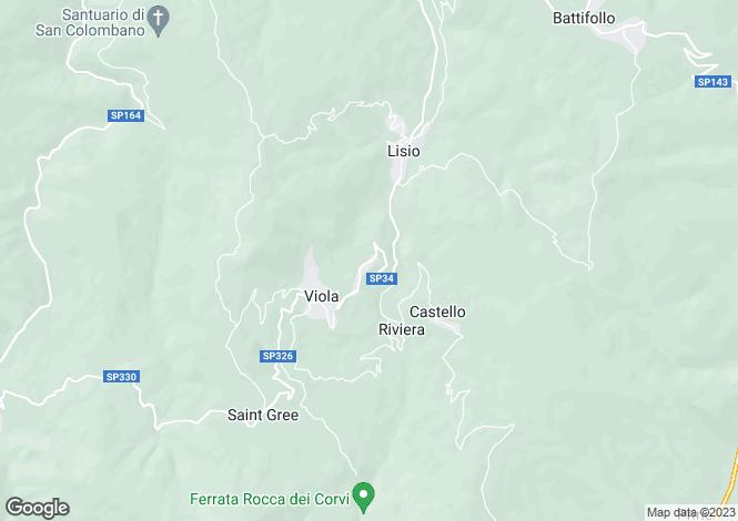 Map for Ceva, Cuneo, Piedmont